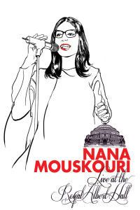 Cover Nana Mouskouri - Live At The Royal Albert Hall [DVD]